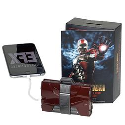 eFx Iron Man Mark V Armor Suitcase Mobile Battery Charger ,