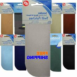 Iron-On Fabric Mend and Repair Patches Bondex etc.