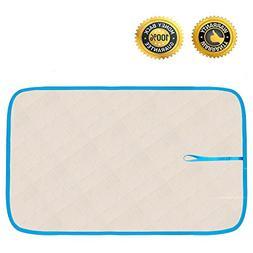 XGuan Ironing Blanket Ironing Mat, Portable Travel Ironing P