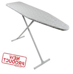 Ironing Board T Leg Cotton Folding Iron Board Table Foam Pad