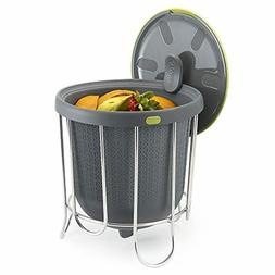 Polder Kitchen Composter-Flexible silicone bucket inverts fo
