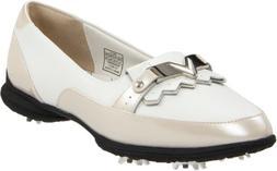 Callaway Footwear Women's Koko Golf Shoe,White/Bone,8.5 M US