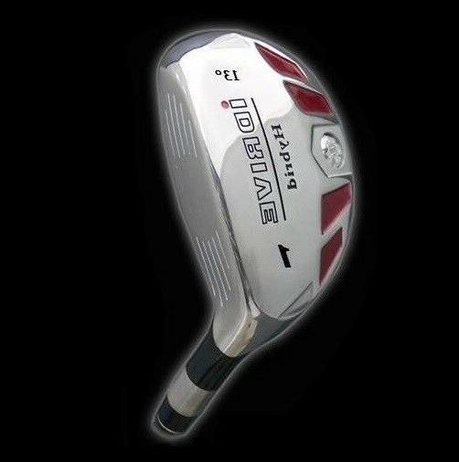 #1 DRIVING ONE IRON Wood Hybrid Long Driver Anti-Slice Golf