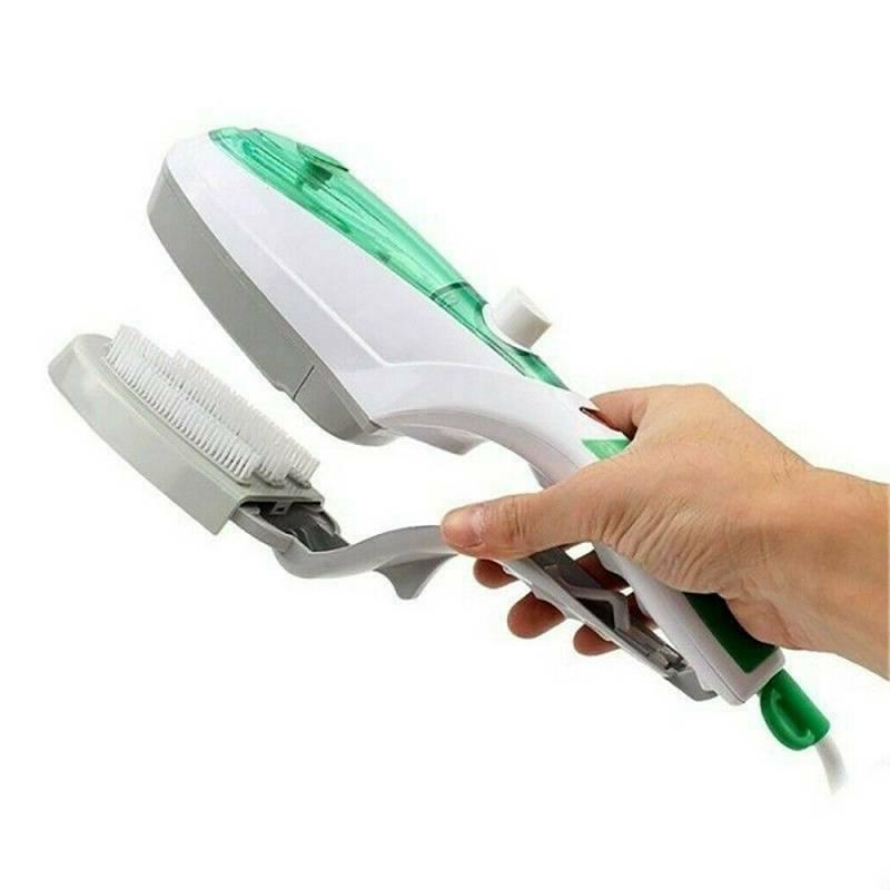 1000W Steam Iron Hand Handheld Fabric Laundry Steamer