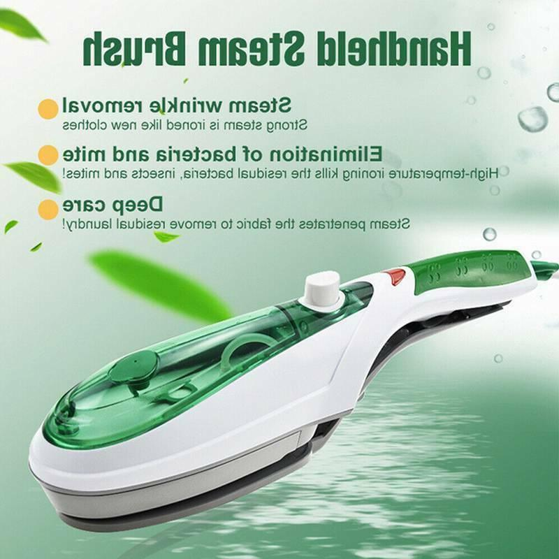 1000W Electric Hand Handheld Fabric Steamer