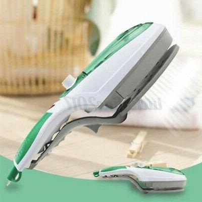 1000W Electric Steam Hand Handheld Fabric Laundry Steamer Brush