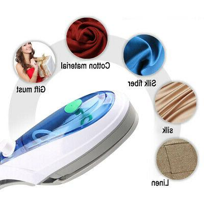 1000W Electric Handheld Fabric Clothes Steamer Brush