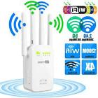 1200Mbps Dual Band Wireless Range Extender WiFi Repeater Rou