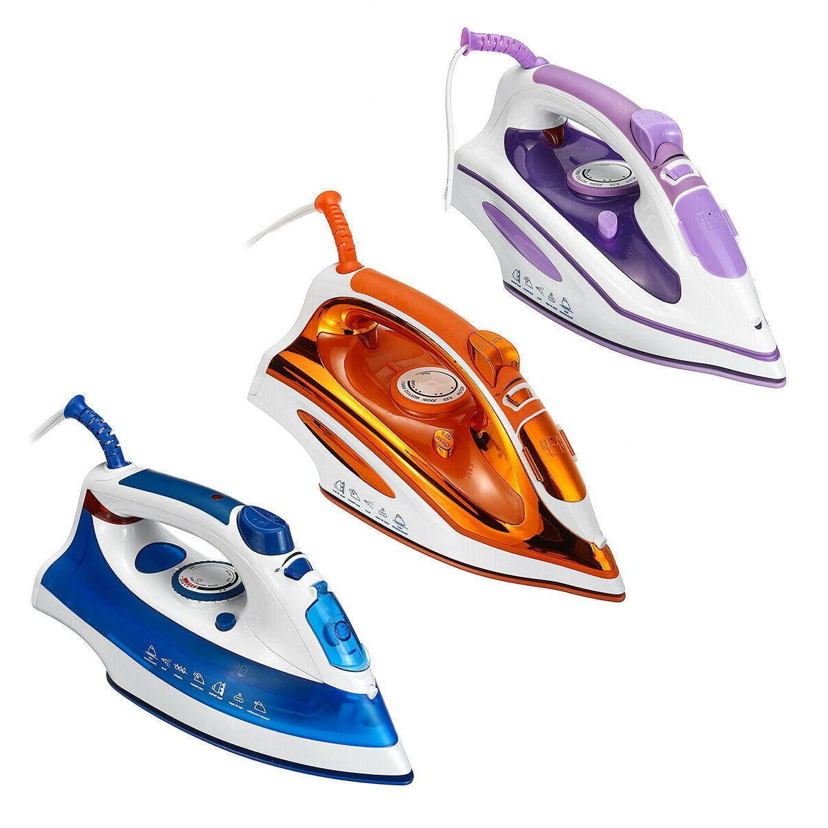 110v 1200w 280ml handheld electric clothes iron