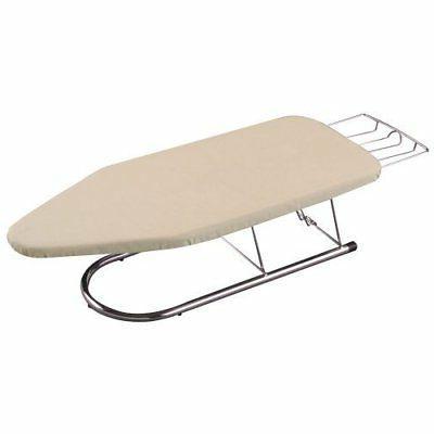 131200 chrome tabletop mini ironing