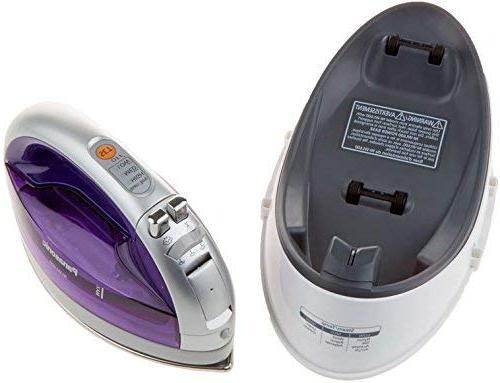 Panasonic 360 Freestyle Iron PURPLE