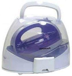 Panasonic 360 Iron with Case PURPLE