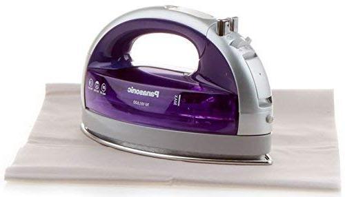 Panasonic 360 Freestyle Cordless Iron PURPLE