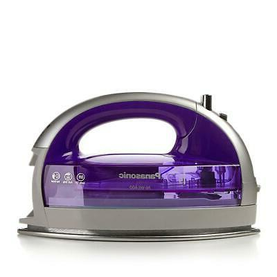 360 freestyle cordless iron with carrying case