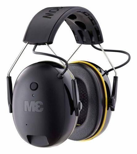 3M 90543-4DC WorkTunes Connect Hearing Protector with Blueto