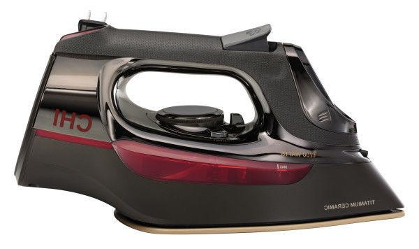 CHI Electronic Iron 400 Steam Powerful