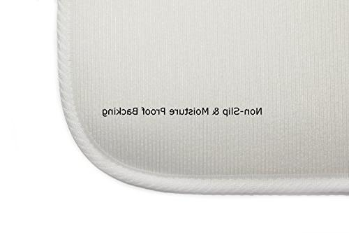 Full-Size Ironing Large Silicone Coated Mat with & backing to protect any surface/furniture Ironing Mat