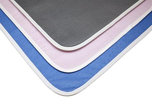Full-Size Heat & waterproof Ironing Blanket - Extra Large Si