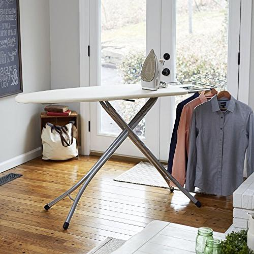 Household Top 4-Leg Mega Board with Adjustable and Bonus Sleeve | Cotton Cover