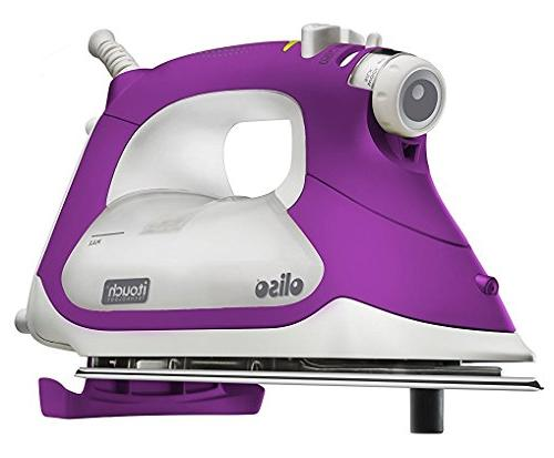 Oliso TG1100 10001044 Smart Iron with iTouch Technology, 180