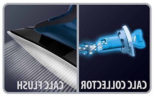 Rowenta Steel with Blue