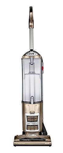 SharkNinja Canister Upright Vacuum, Gold/Silver - NV70