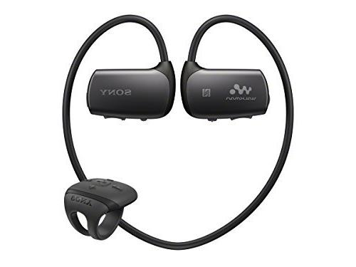Sony NWZWS613BLK 4 GB Bluetooth Sports Wearable MP3