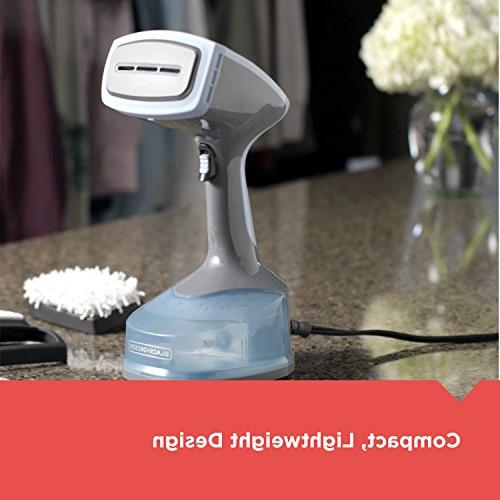 BLACK+DECKER Advanced / Fabric Steamer with 3