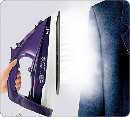 T-fal Iron Ultimate steam