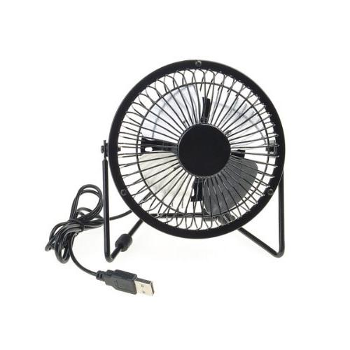 black iron mini usb powered