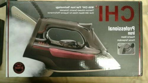 brand new 13104 professional steam iron