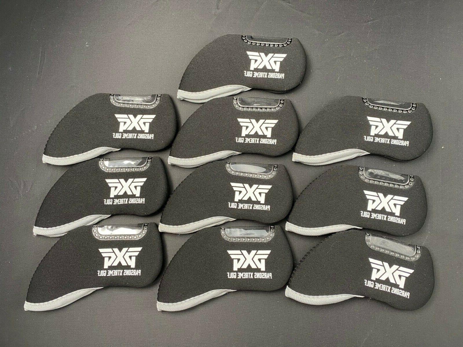 brand new pxg neoprene iron covers 10