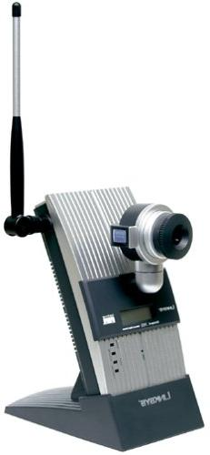 Cisco-Linksys WVC54GC Wireless-G Internet Video Camera