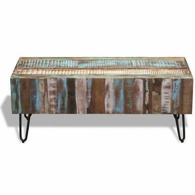 "Coffee Table Wood 39.4""x19.7""x15"""