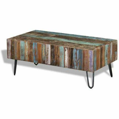 """Coffee Table Solid Wood 39.4""""x19.7""""x15"""""""
