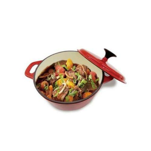 Enameled Nonstick Dutch
