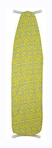 "Sunbeam 100% Cotton Printed Iron Ironing Board Cover 15"" x 5"