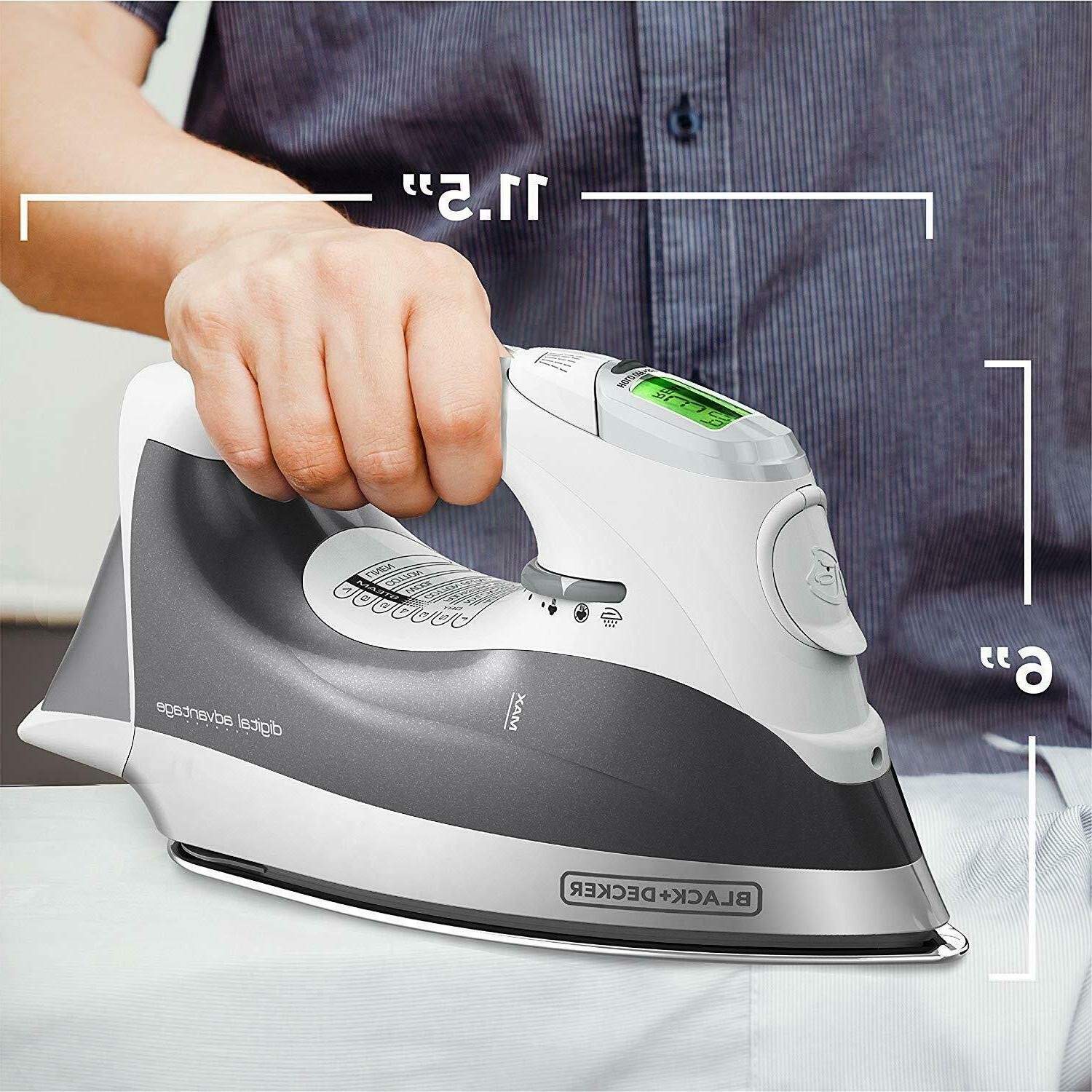 Digital Advantage Professional Iron,