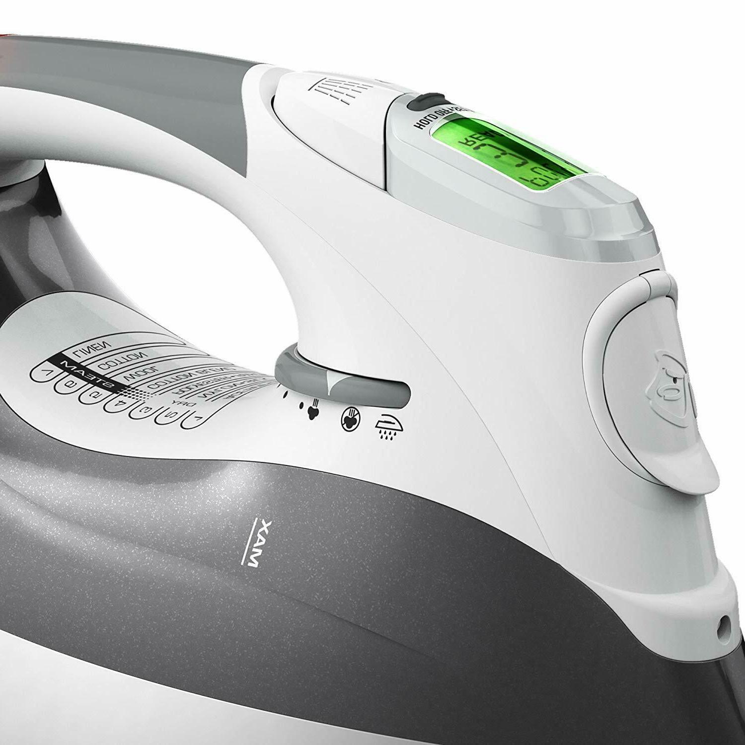 Digital Professional Iron, D2030 BLACK+DECKER