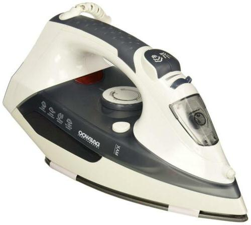 dsi 9245 2200 watt dry steam iron