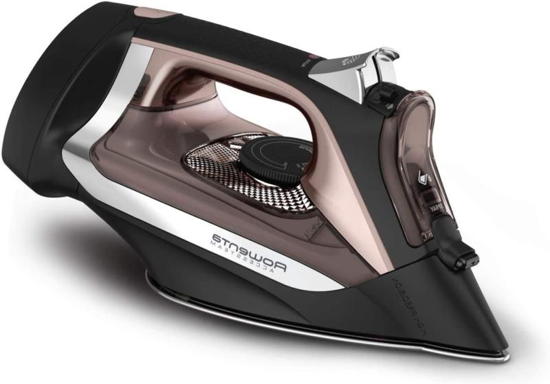 dw2459 access steam iron with retractable cord