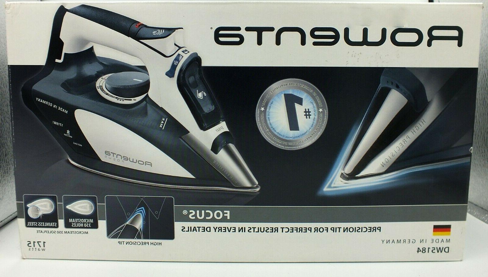 dw5184 focus iron