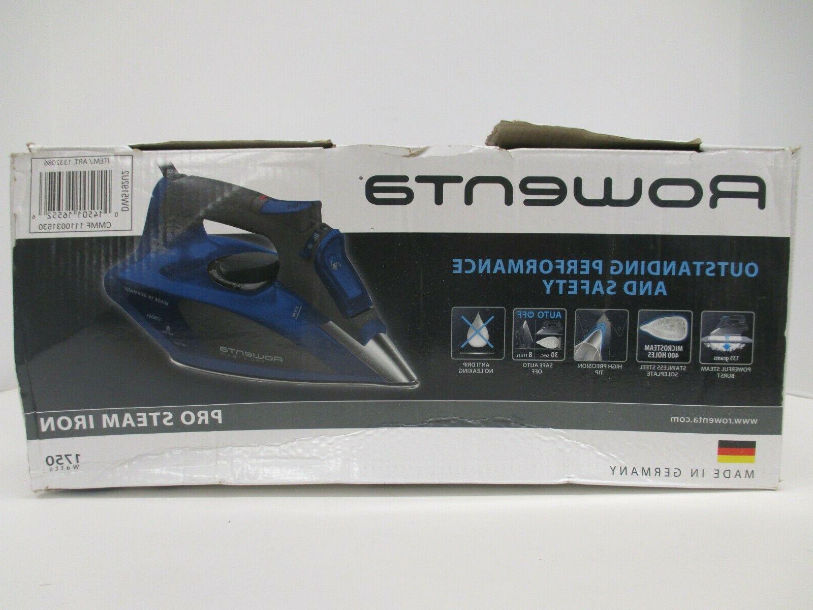 Rowenta DW5192U2 Iron Stainless with Auto-Off