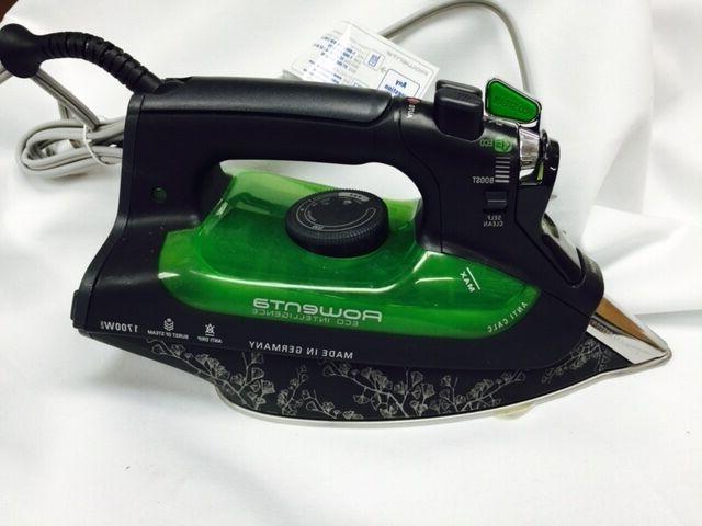 Rowenta DW6080 Iron & Ecology Genuine