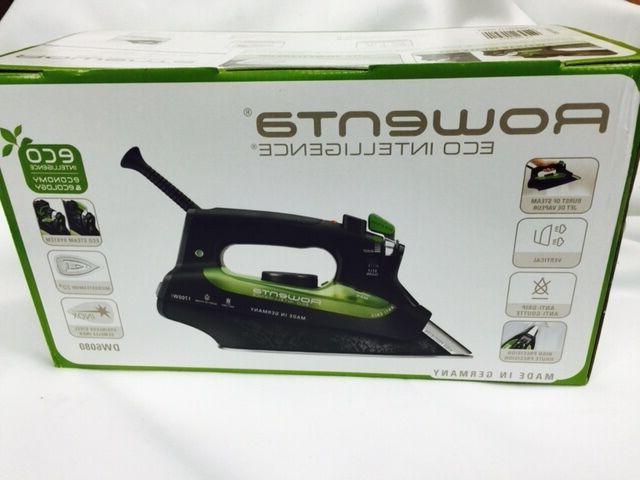 Rowenta DW6080 Eco Intelligence Iron Economy Genuine