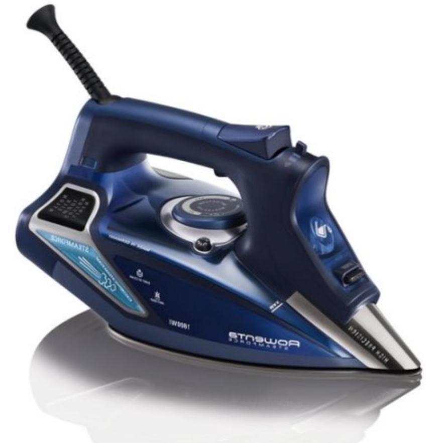 dw9280 steam focus steamforce 1800w iron blue