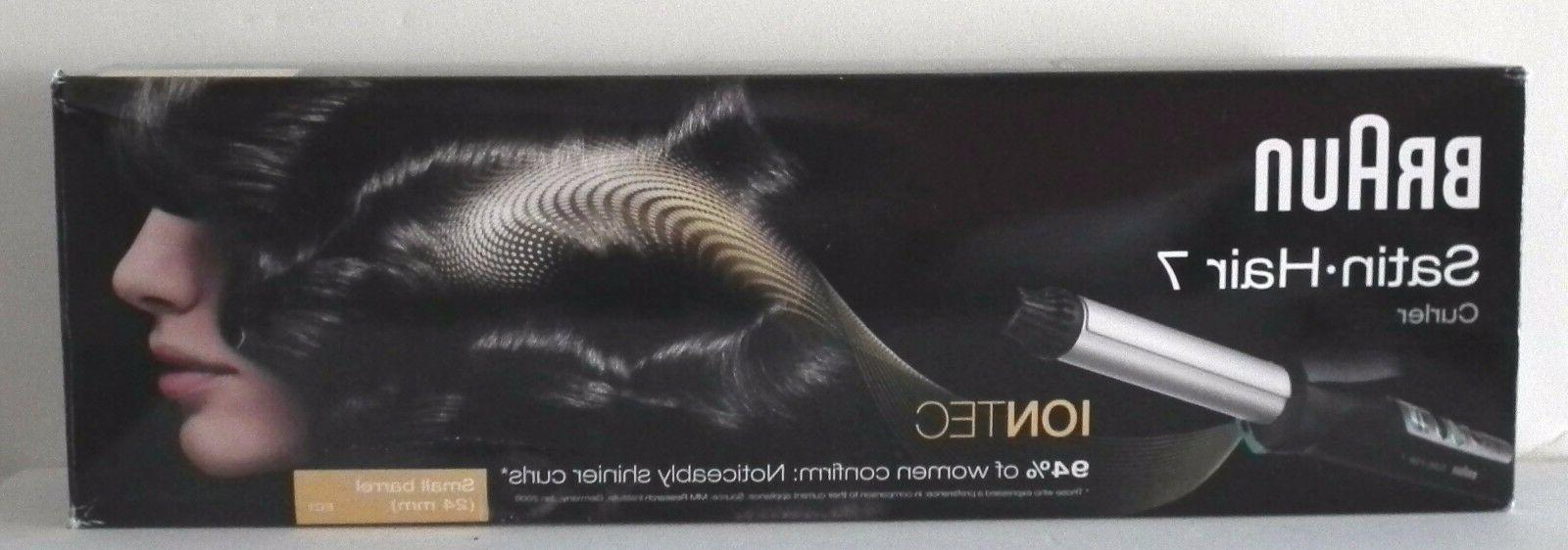 ec1 satin hair 7 curler iontec curling