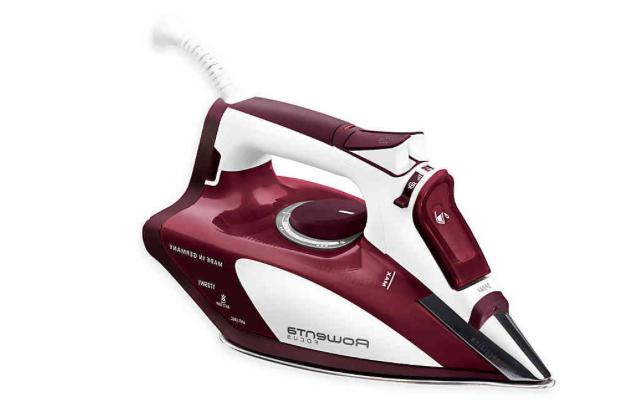 focus iron in red 1725 watts model