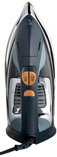 Steam with with Steel Sole 1800 watts, Black