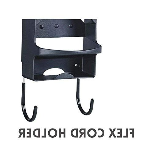 Ironing Wall Mount with Heat Iron 4.2 Perfect for Dry Iron and Older Model, Great for Hanging Iron on
